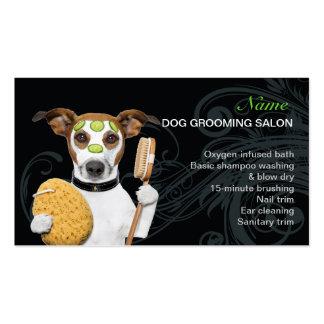 Toilettage chien cartes de visite toilettage chien - Chien de salon photos ...