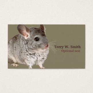 Carte de visite de souris
