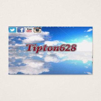 Carte de visite de Tipton628