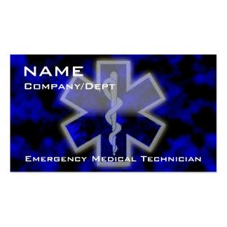 Carte de visite d'EMT