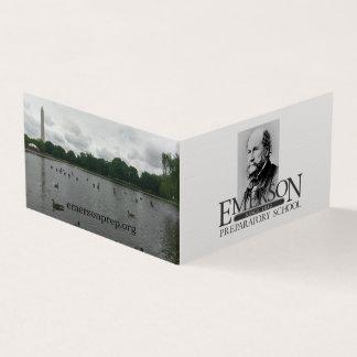 Carte De Visite Emerson (George) Business Cards
