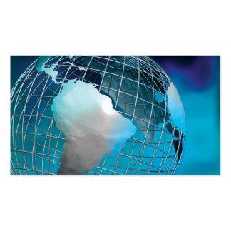 Carte de visite global de grille
