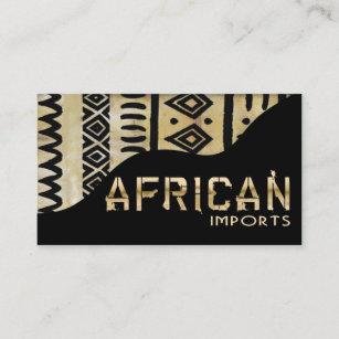 Carte De Visite LAfricain Importe II