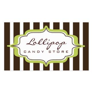 carte de visite > lucette [chaux+chocolat]