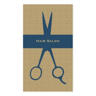 Carte de visite minimaliste de styliste en