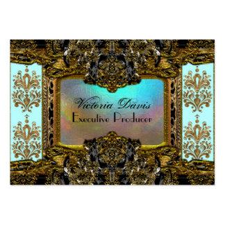 Carte de visite professionnel élégant de Molyneux