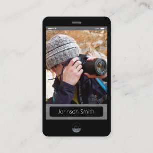 Carte De Visite Style DIOS DiPhone