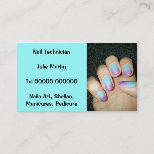 Cartes De Visite Nail