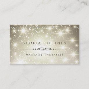 Carte De Visite Therapeute Massage