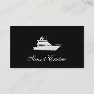 Carte De Visite Yacht