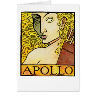 Carte de voeux d'Apollo