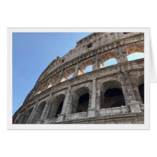 Carte de voeux de Colosseum