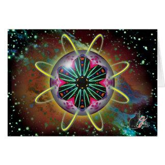 Carte de voeux de Cyclon Orbz