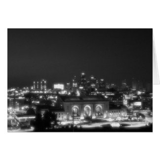 Carte de voeux de Kansas City