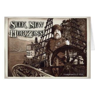 Carte de voeux de New Horizons