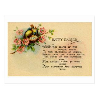 Carte de voeux de Pâques (CA 1915)