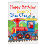 Carte de voeux de photo de joyeux anniversaire de