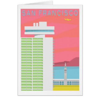 Carte de voeux de San Francisco