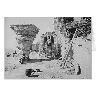 Carte de voeux de soutien de Hopi