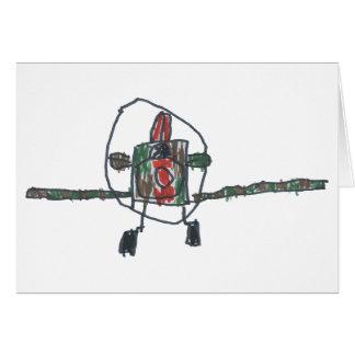 Carte de voeux de Spitfire