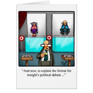 Carte de voeux drole for Carte de voeux humour
