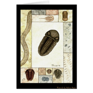 Trilobite cartes invitations photocartes et faire part Impression carte de voeux