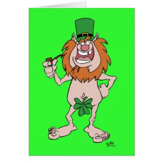 Carte de voeux du jour de St_Patrick