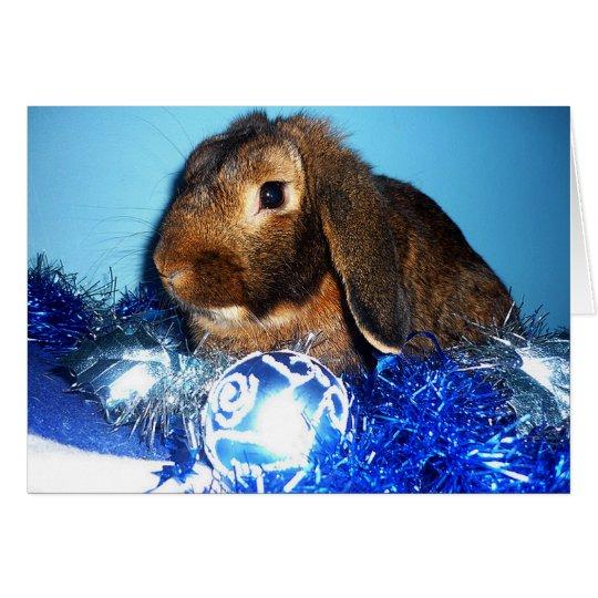 Carte de voeux Joyeux Noël