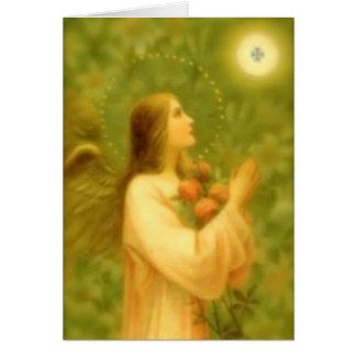 Carte de voeux : Pain des anges