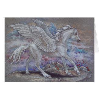 Carte de voeux - Pegasus