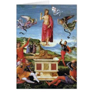 Carte de voeux : Résurrection de Kinnaird