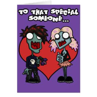 Carte de zombis de Valentine