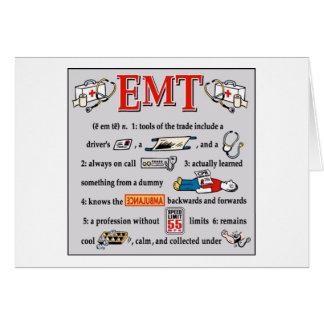 Carte d'EMT