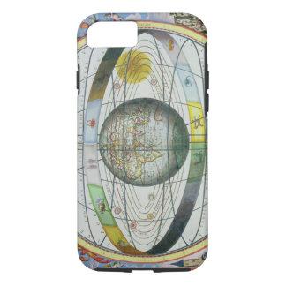 Carte des constellations chrétiennes, 'du Celesti Coque iPhone 7