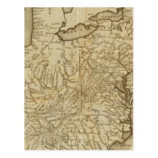 Carte des Etats-Unis 3