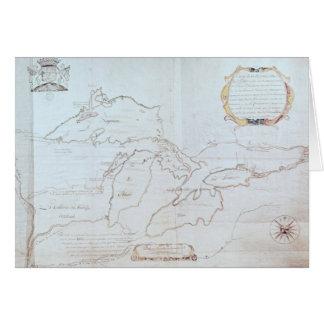 Carte des Great Lakes