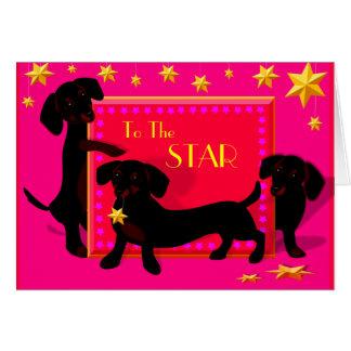 Carte d'étoile de Doxie