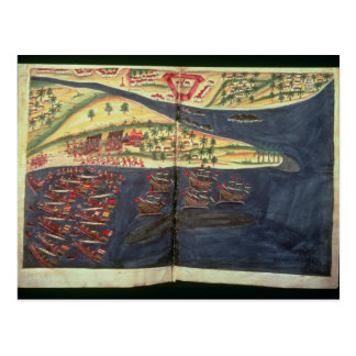Carte d'exploration de Surat
