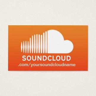 Carte d'industrie musicale de SoundCloud