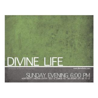 Carte divine de la vie