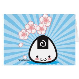 Carte d'Onigiri Mei
