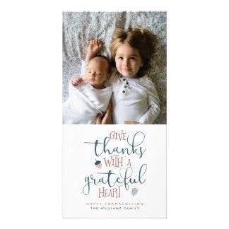 Carte Donnez le thanksgiving de mercis