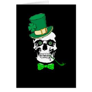 Carte du crâne de St Patrick