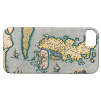 Carte du Japon 5 Coque Barely There iPhone 5