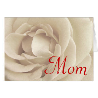 Carte du jour de mère