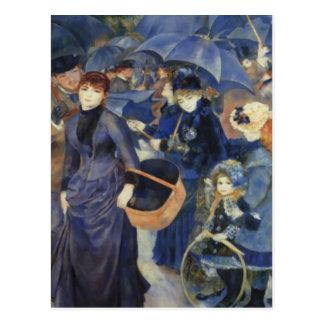 Carte du jour de mère de Pierre-Auguste Renoir de Carte Postale