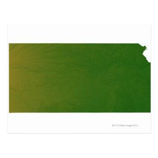 Carte du Kansas 2