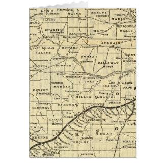 Carte du Missouri 2
