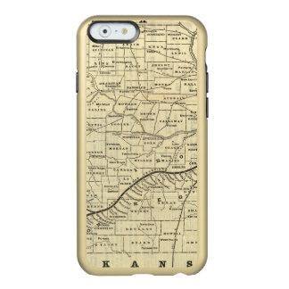 Carte du Missouri 2 Coque iPhone 6 Incipio Feather® Shine