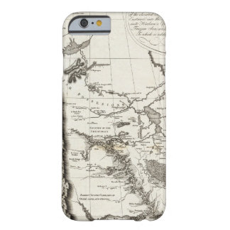 Carte du Missouri Coque iPhone 6 Barely There